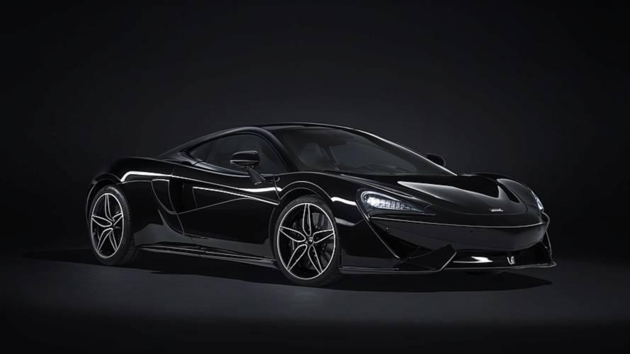 McLaren привезёт эксклюзивные спорткары на Salon Prive