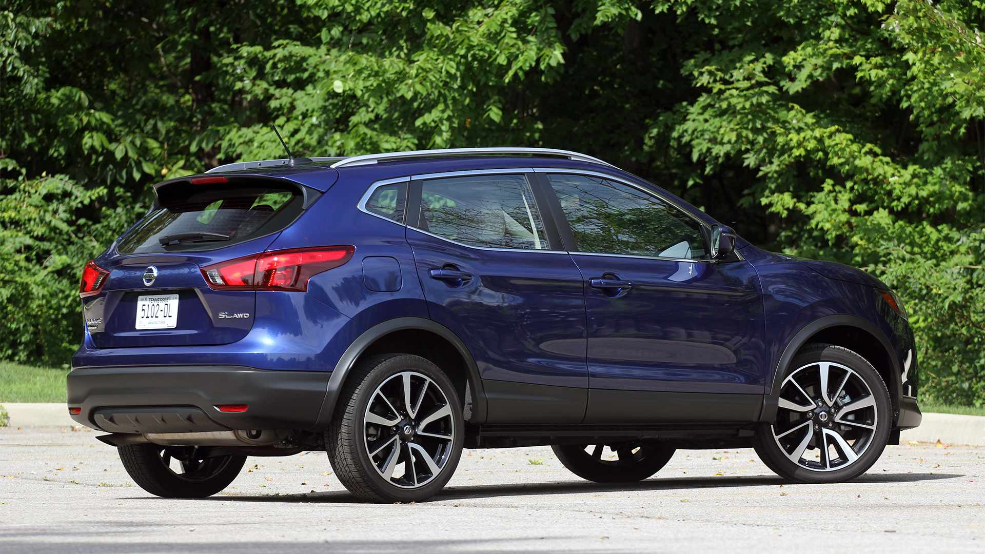 2019 Nissan Rogue Sport Sl Awd Review Middle Child Syndrome