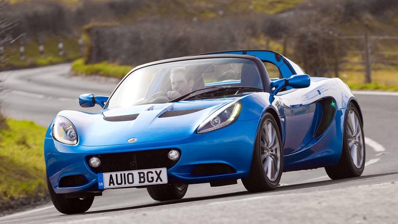 4. 2010- Lotus Elise Series 2