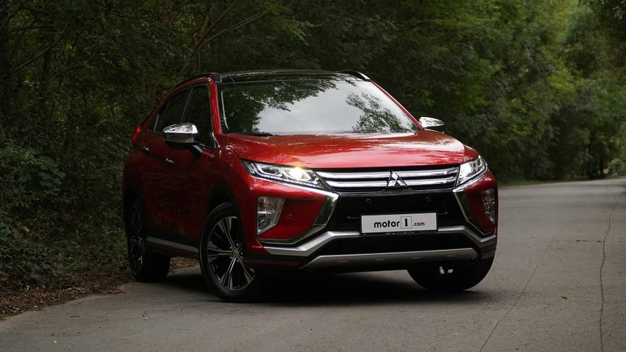 2018 Mitsubishi Eclipse Cross Instyle 4WD CVT