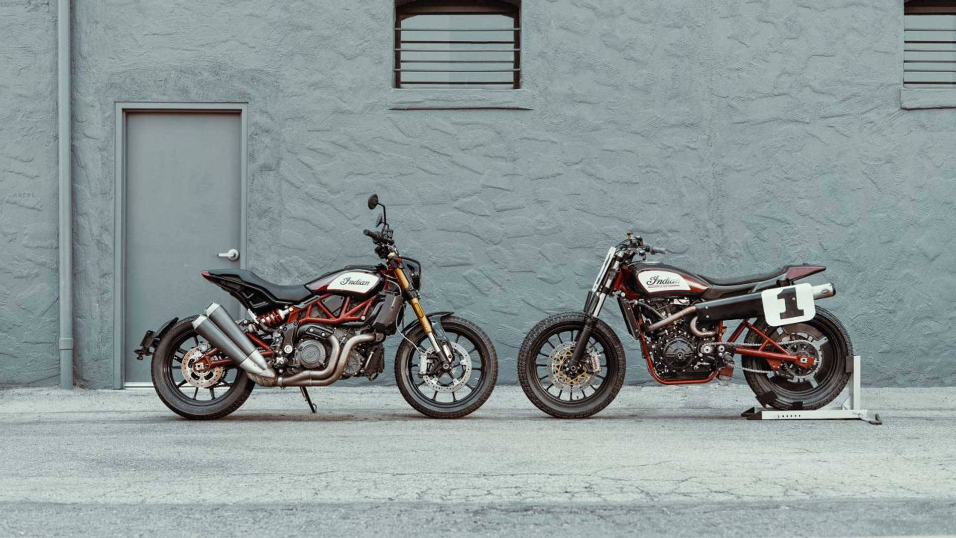 Indian Motorcycle Reveals Perfection: The 2019 FTR 1200 Is Here