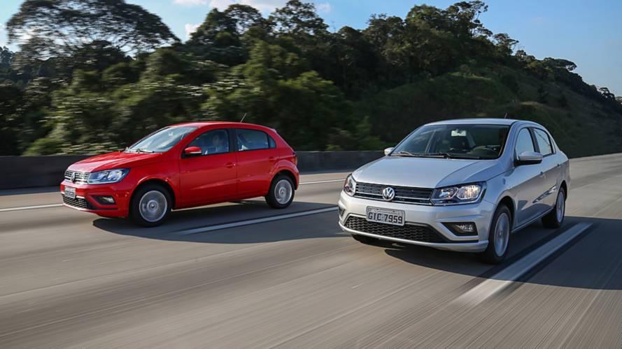 Volkswagen Gol, Saveiro e Voyage ficam até R$ 3,1 mil mais caros