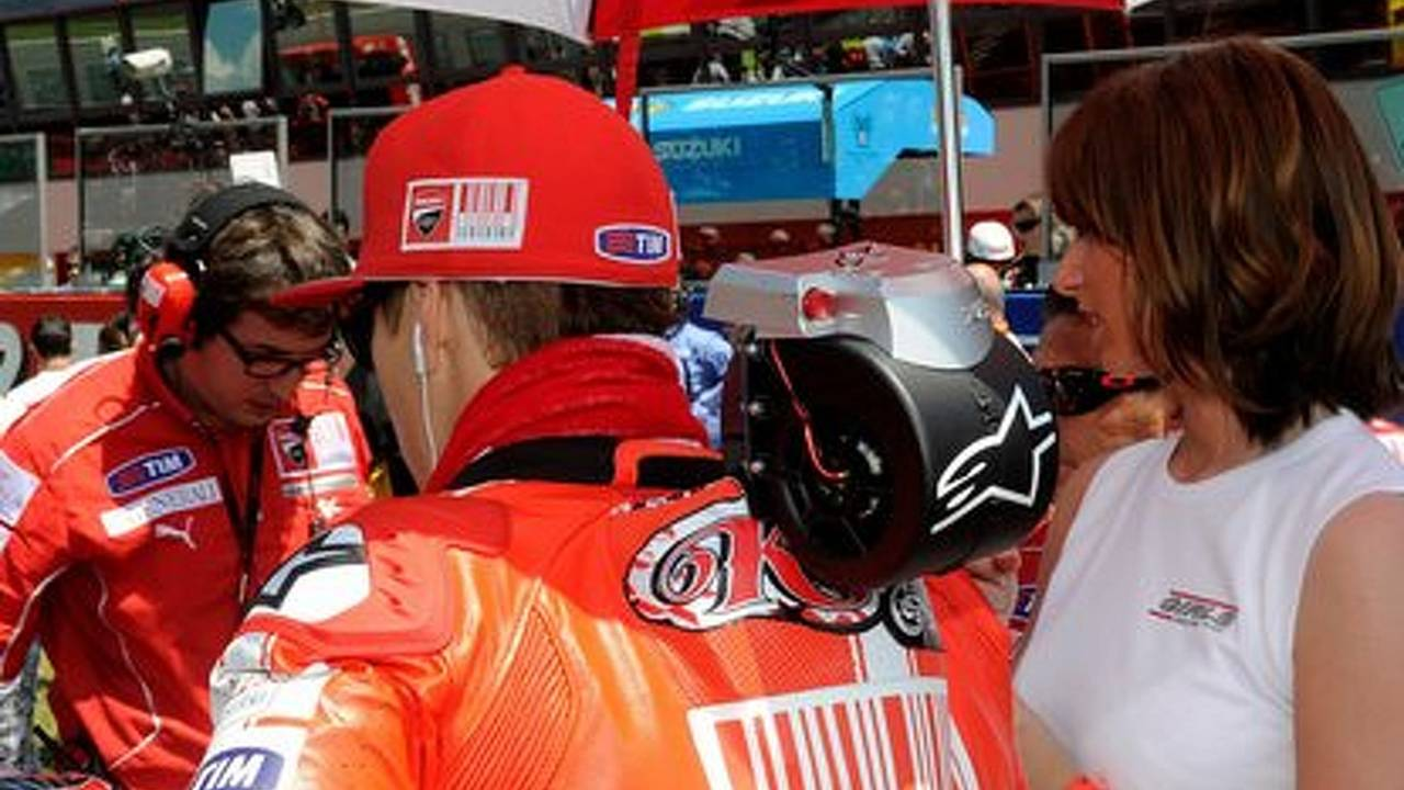 Alpinestars XA: cooling the MotoGP grid