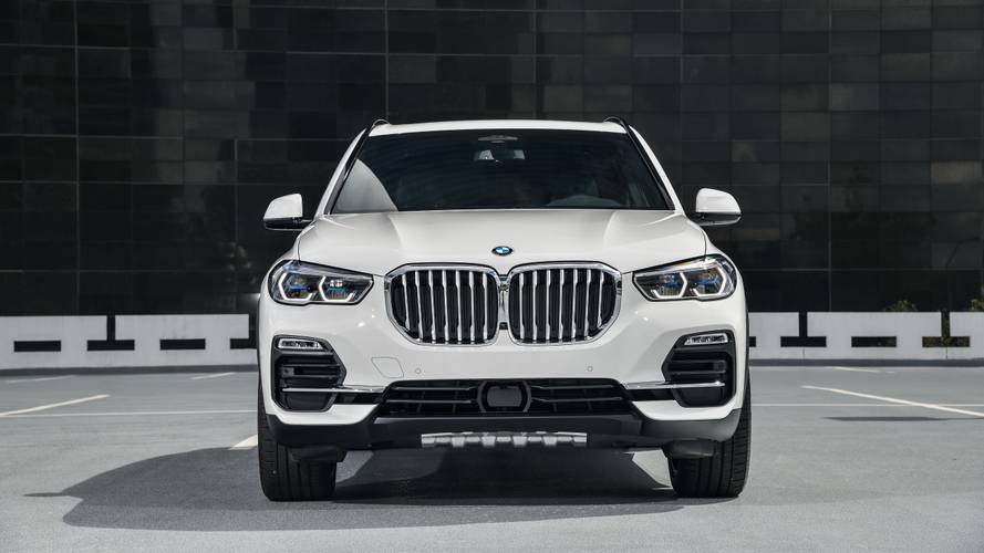 2019 BMW X5 Atlanta Test-Drive
