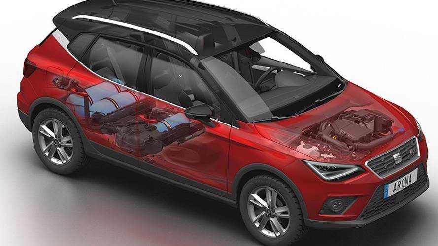 2019 SEAT Arona TGI (CNG İle Çalışıyor)