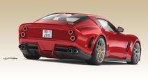 Ferrari 250 GTO von Ares Design