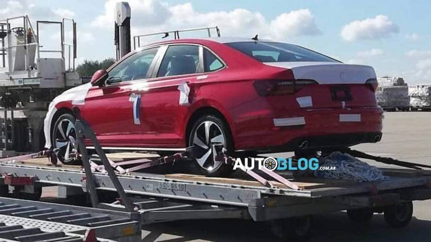 New Volkswagen Jetta GLI 2.0 Turbo Spied Getting Ready For Launch