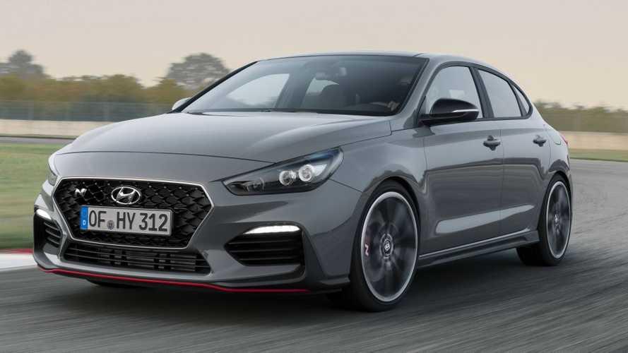 Hyundai i30 Fastback N estreia como esportivo prático e estiloso