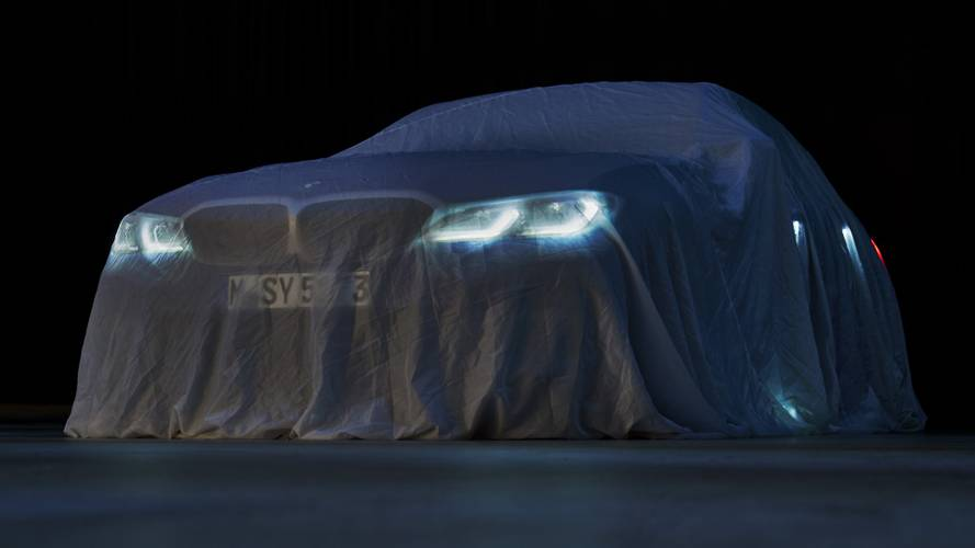 WATCH HERE: New BMW 3 Series reveal live from Paris
