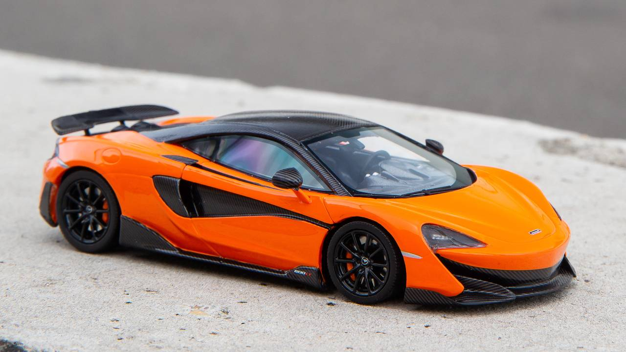 McLaren 600LT Toy Featured