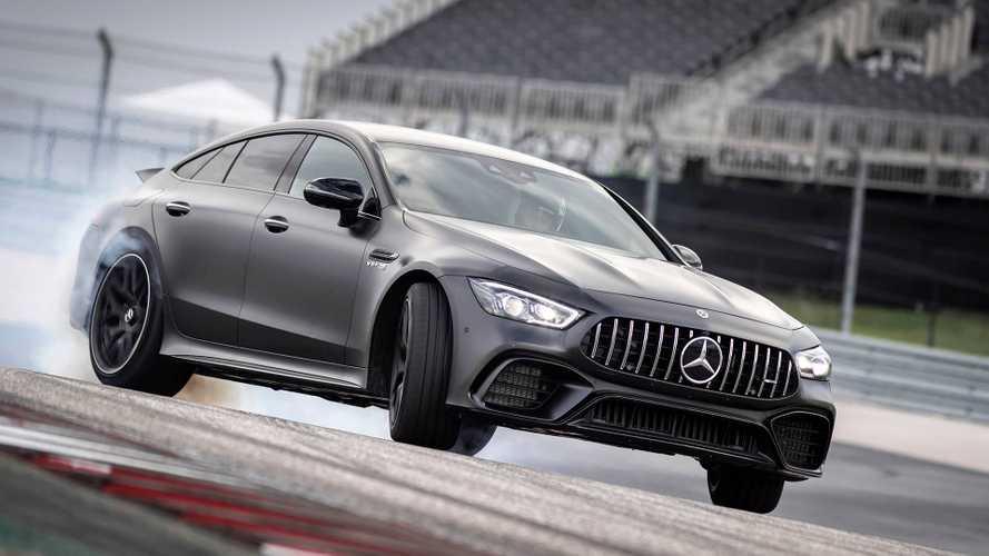 Mercedes-AMG GT 63 S Coupé 4 Puertas 2019: maravilloso