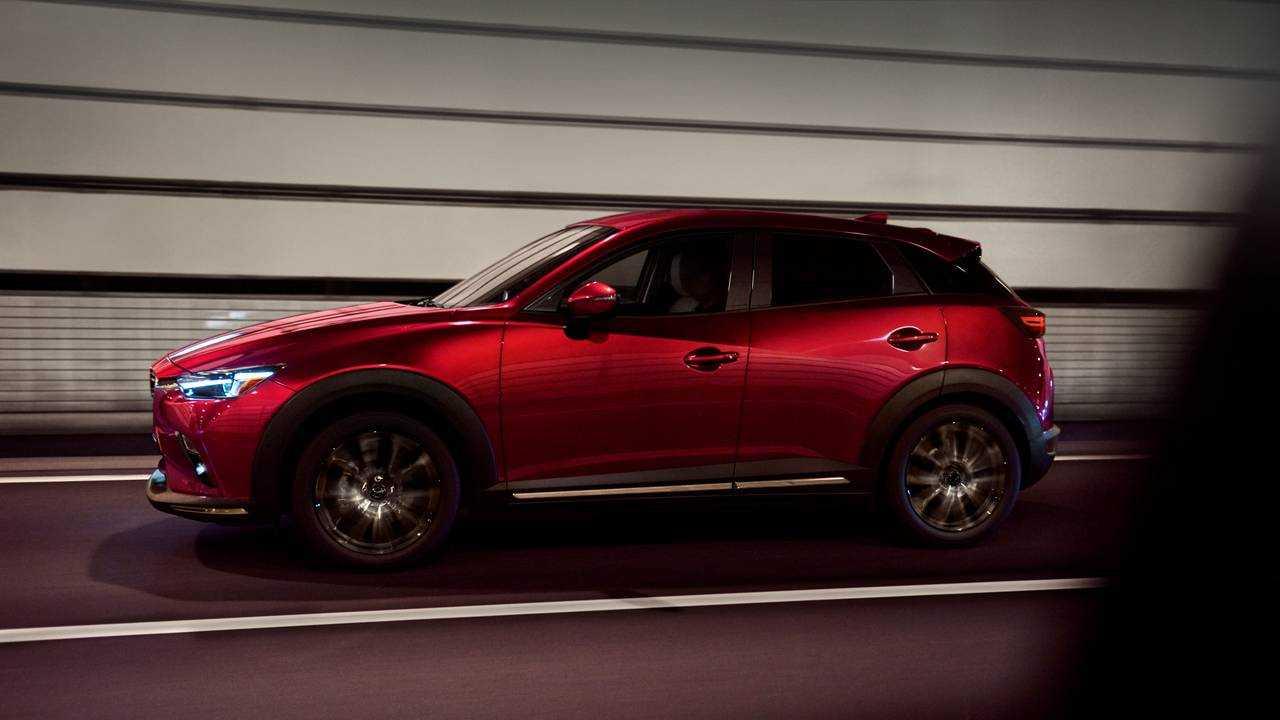 4. Mazda CX-3: $1,307