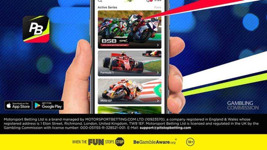 Pit Stop Betting firma un acuerdo de colaboración con British Superbikes