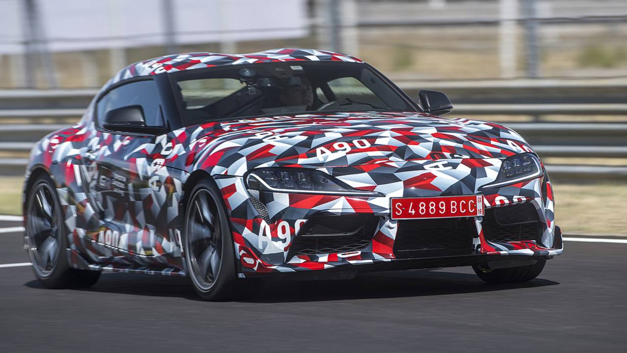 Toyota Says Supra Price Will Be Limited And Acceptable