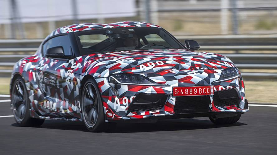 Toyota has Supra convertible under consideration