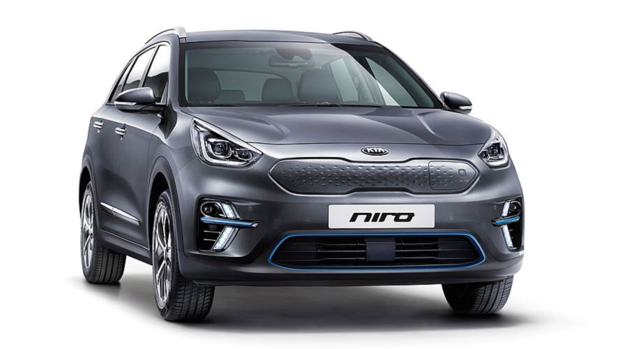 Kia e-Niro (MJ 2019) Europaversion