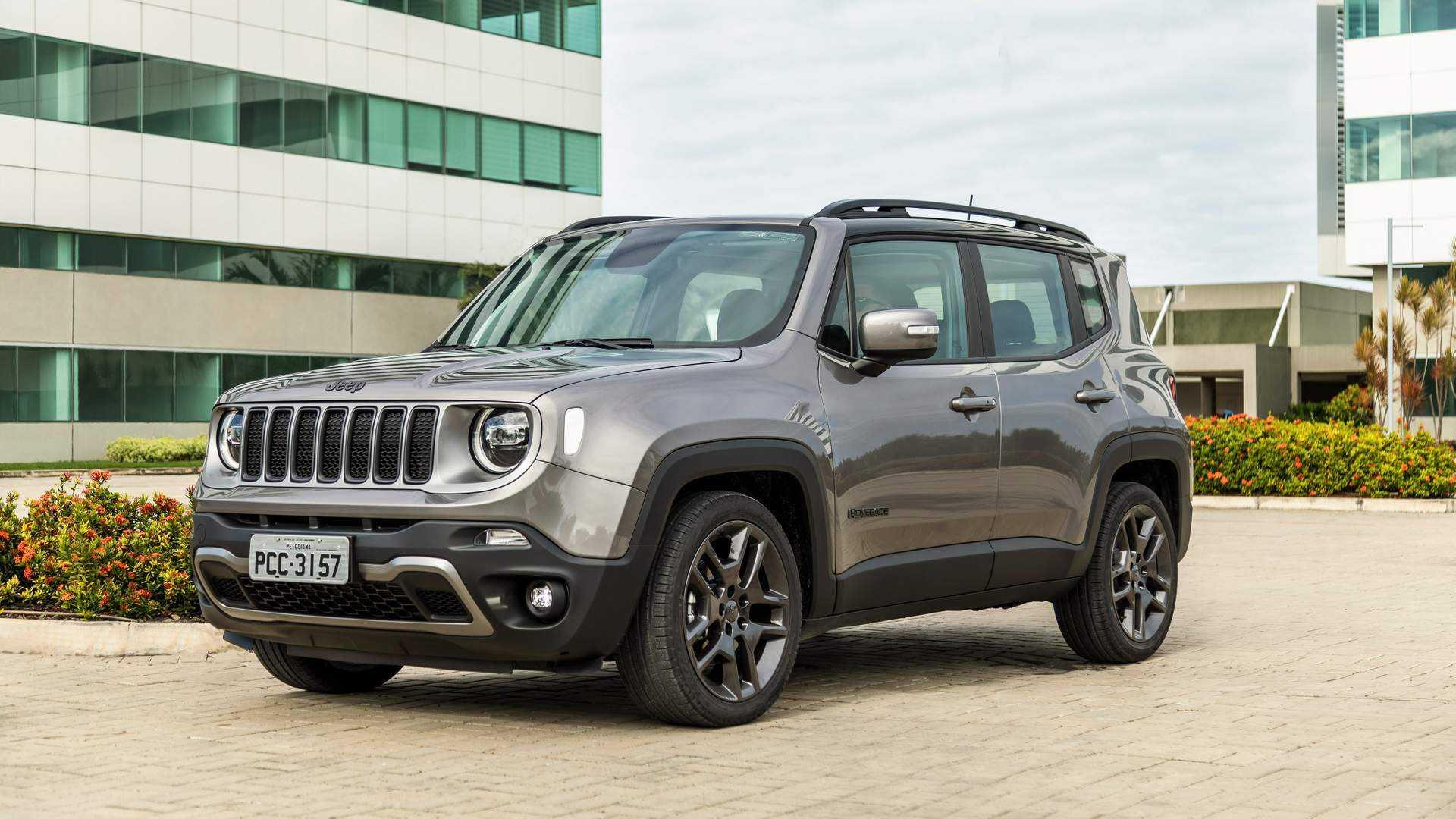 Primeiras impressões Jeep Renegade 2019: Por trás dos ...