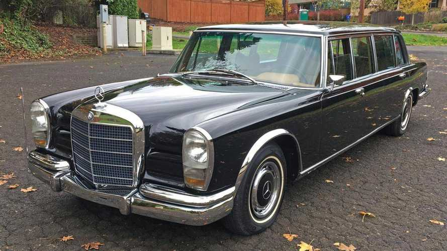 1970 Mercedes-Benz 600 Pullman For Sale