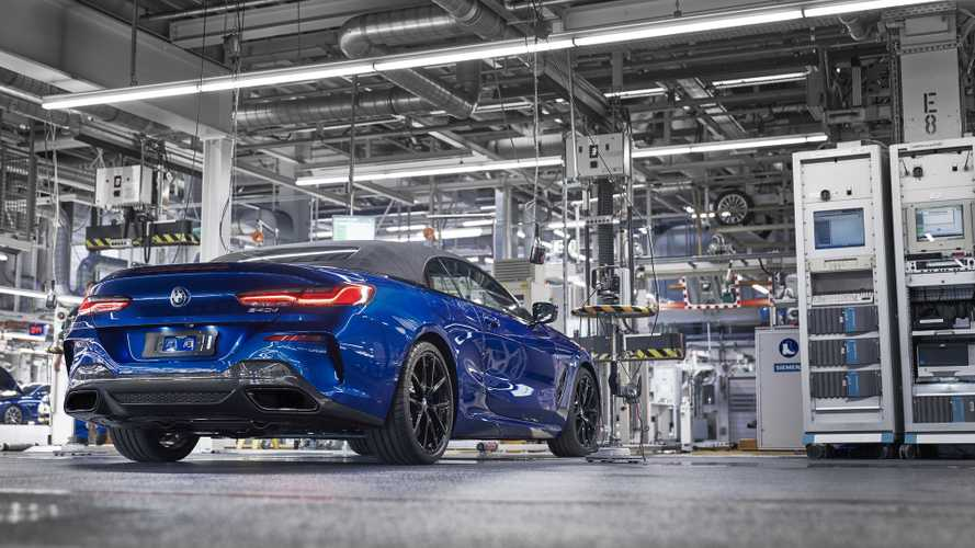 La BMW Série 8 Cabriolet démarre à partir de 107'700 euros !
