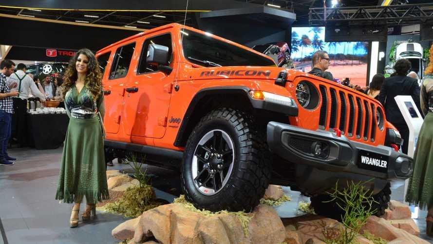 Novo Jeep Wrangler entra em pré-venda por R$ 259.990