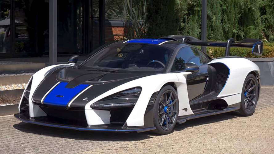 Special McLaren Senna by MSO deserves a closer look