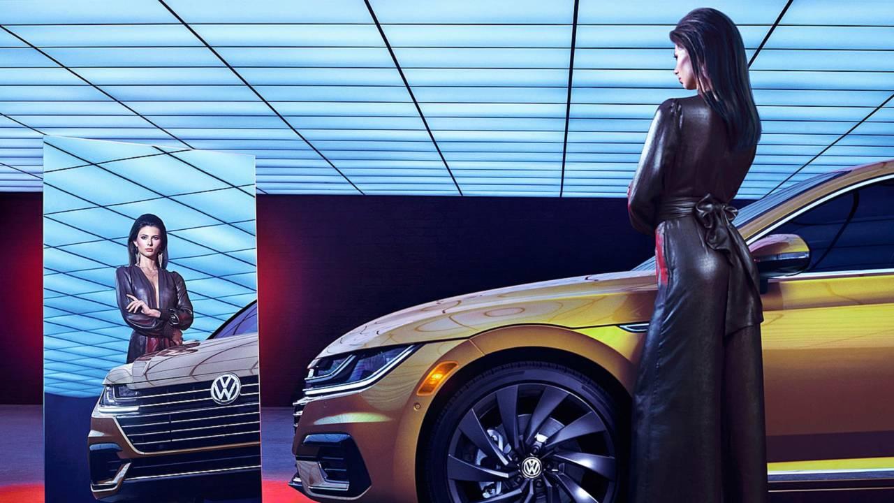 Volkswagen Arteon Petersen Fotoğraf Çekimi