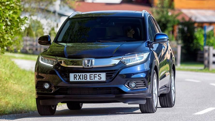Honda HR-V restyling, il SUV che cancella i rumori