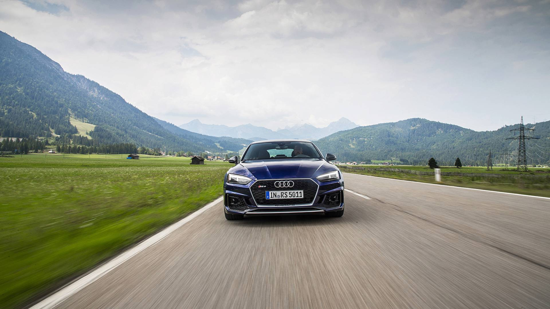 2019 Audi Rs 5 Sportback First Drive Adding Allure To The Audi Sport Lineup