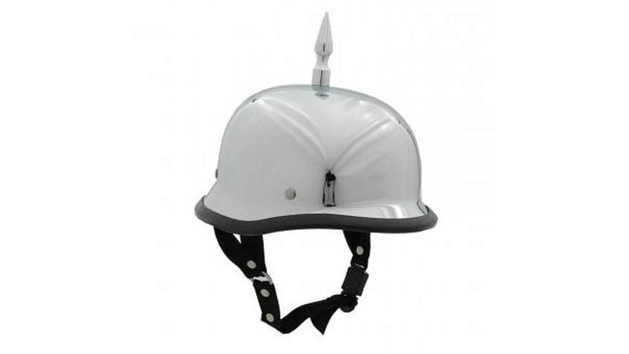 Could changing DOT labels prevent novelty helmet use?