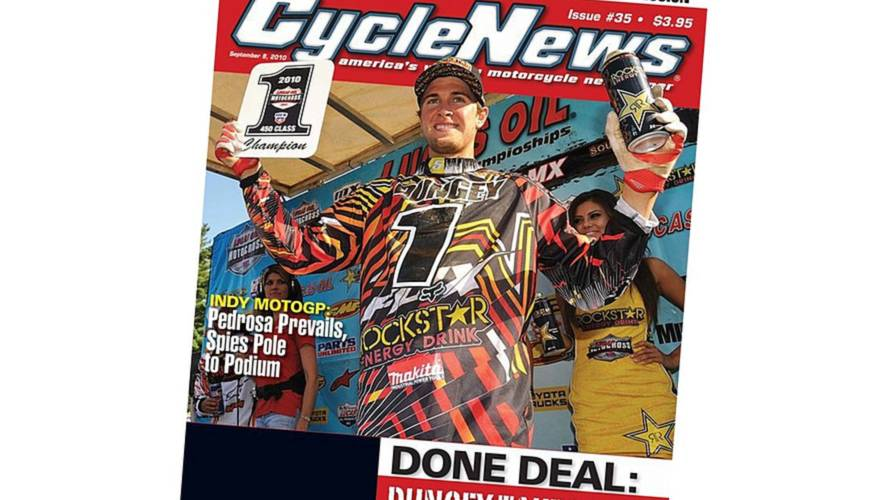Official: Cycle News stops publishing