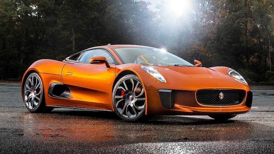 Jaguar J-Type, un futuro a motore centrale