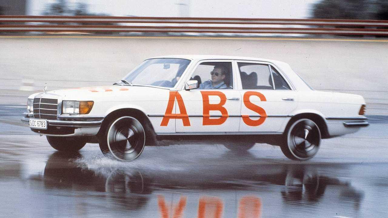 Mercedes Classe S 1978  con ABS