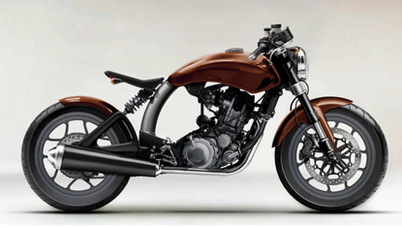 Mac Motorcycles considers switch to Yamaha power