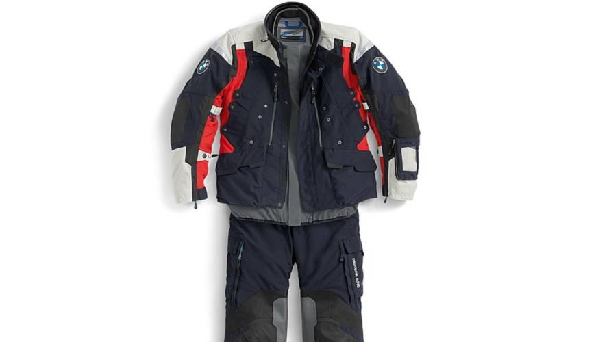 Colección de equipamiento BMW Motorrad
