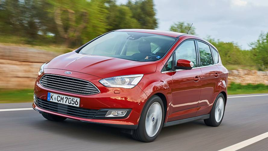 Ford, C-Max ve Grand C-Max'in üretimini durduruyor