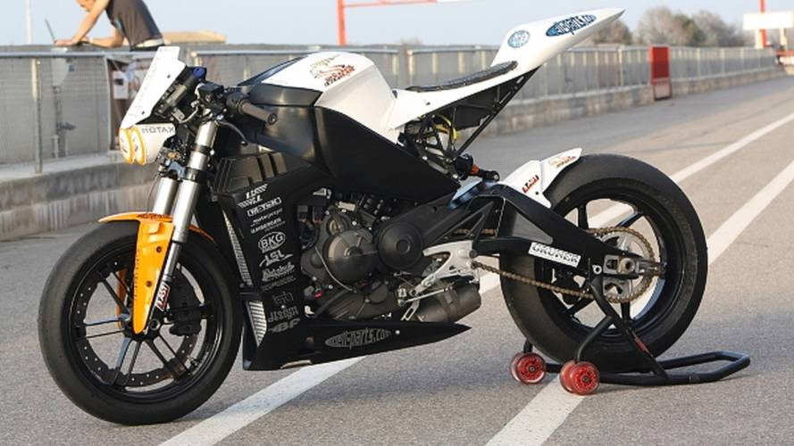 Developing the EBR 1190 Typhon