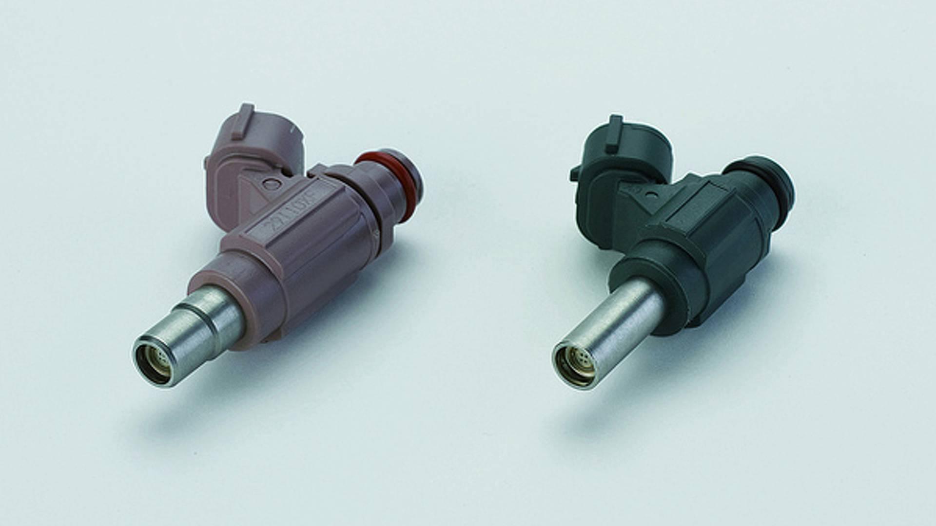 2012 Kawasaki Kx250 Dual Fuel Injectors Explained Kx250f 2009 Workshop Manual Basic Instruction