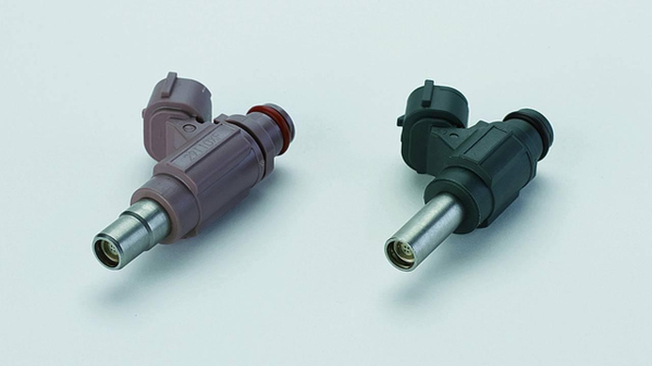 2012 Kawasaki KX250 dual fuel injectors explained