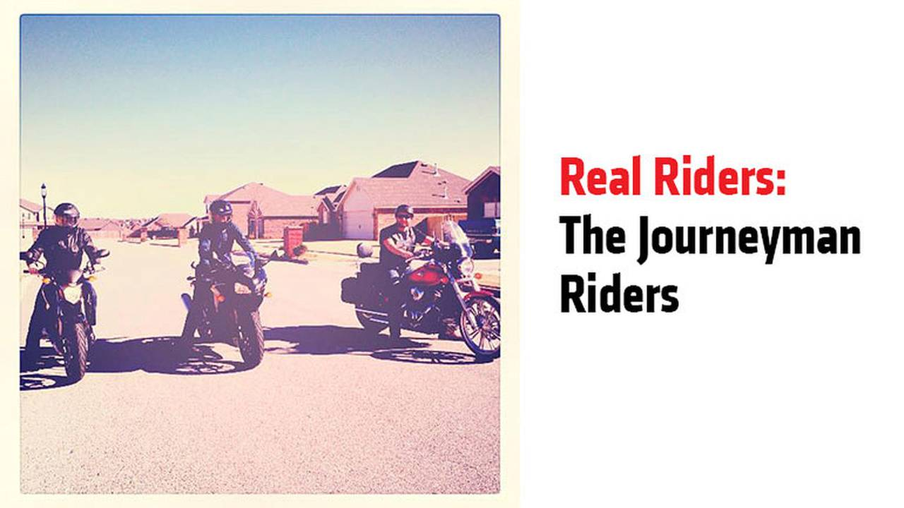 Real Riders: The Journeyman Riders