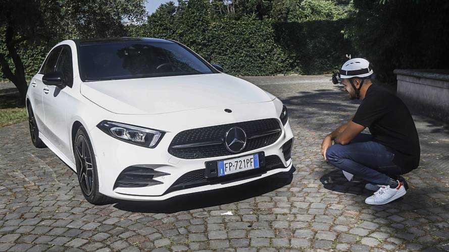 Prueba Mercedes-Benz Clase A 2019