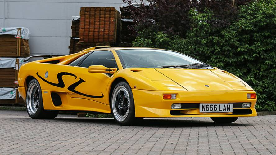 Classic Lamborghinis could fetch £430,000 at auction
