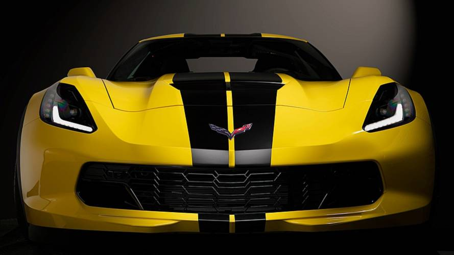 Hertz 100th Anniversary Edition Chevrolet Corvette Z06