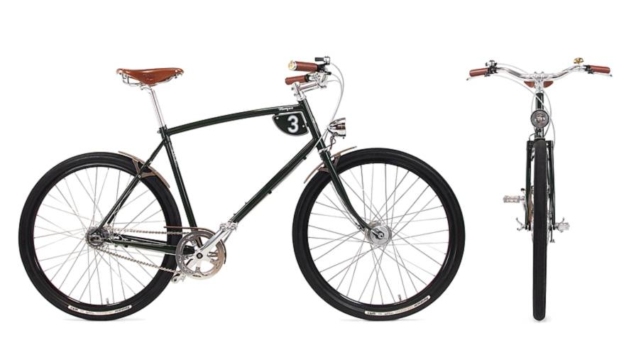 Morgan Pashley bicycles