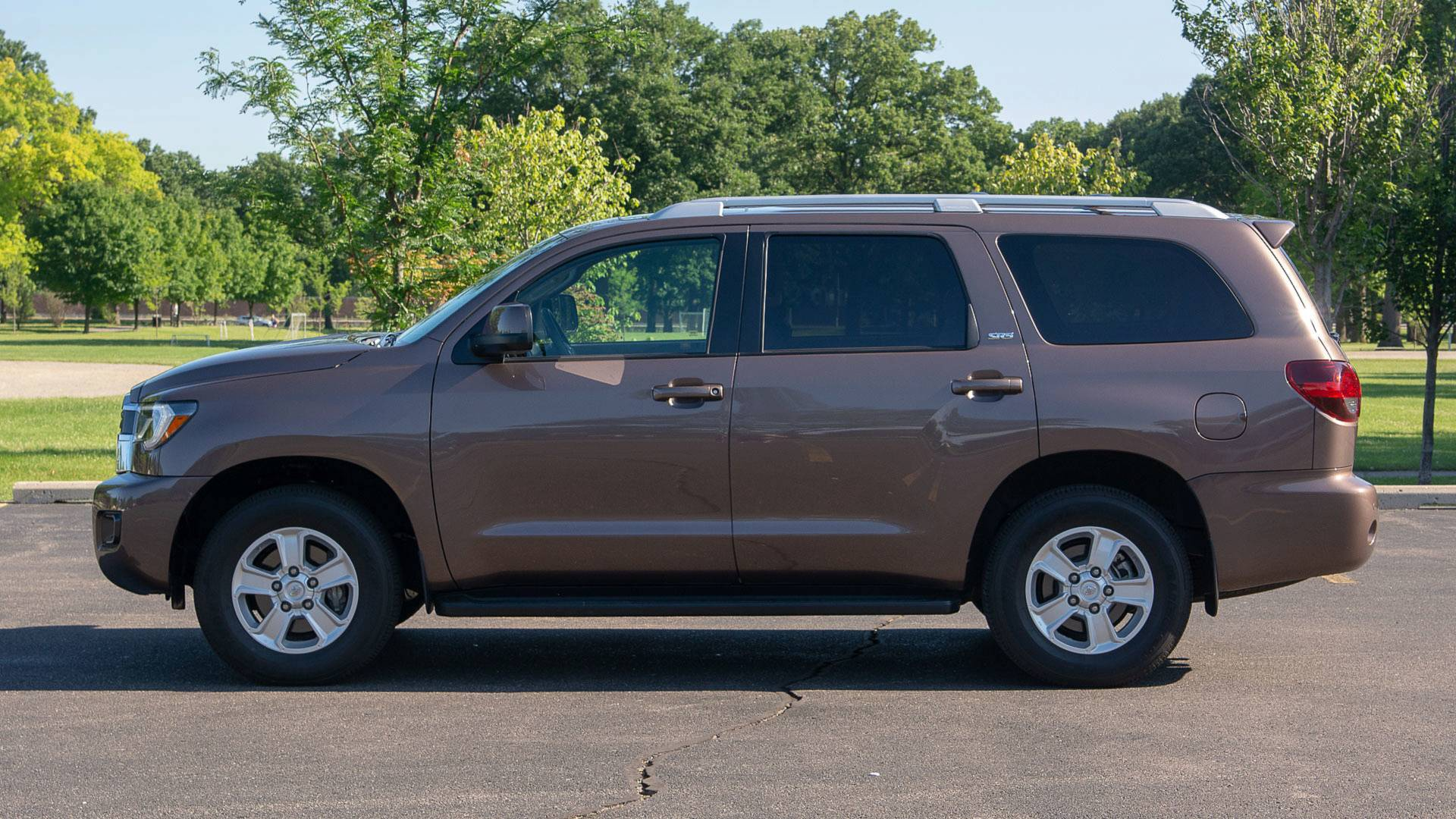 2018 Toyota Sequoia Review You Re Still Here