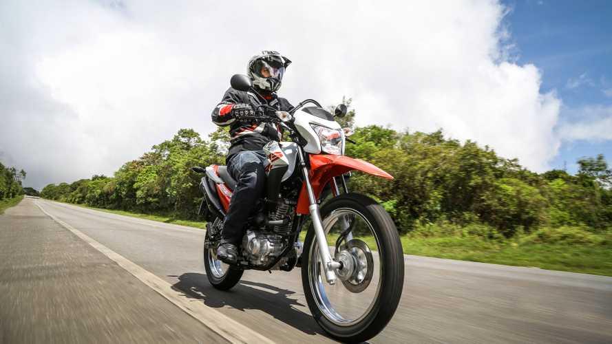 Honda NXR 160 Bros 2019 ganha nova cor para versão ESDD