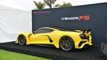 Hennessey Venom F5 Monterey
