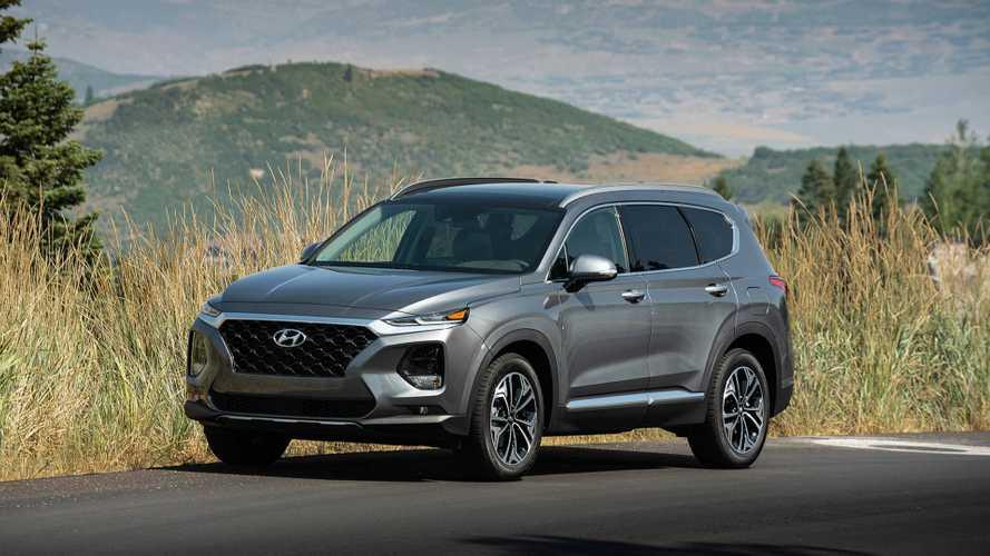 2019 Hyundai Santa Fe: First Drive