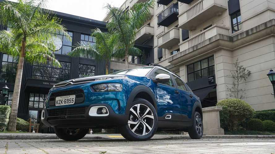 Vídeo: Como é e como anda o SUV Citroën C4 Cactus