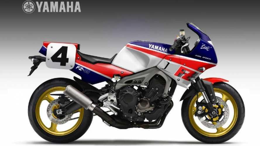 Yamaha FZ-09 Eddie by Oberdan Bezzi