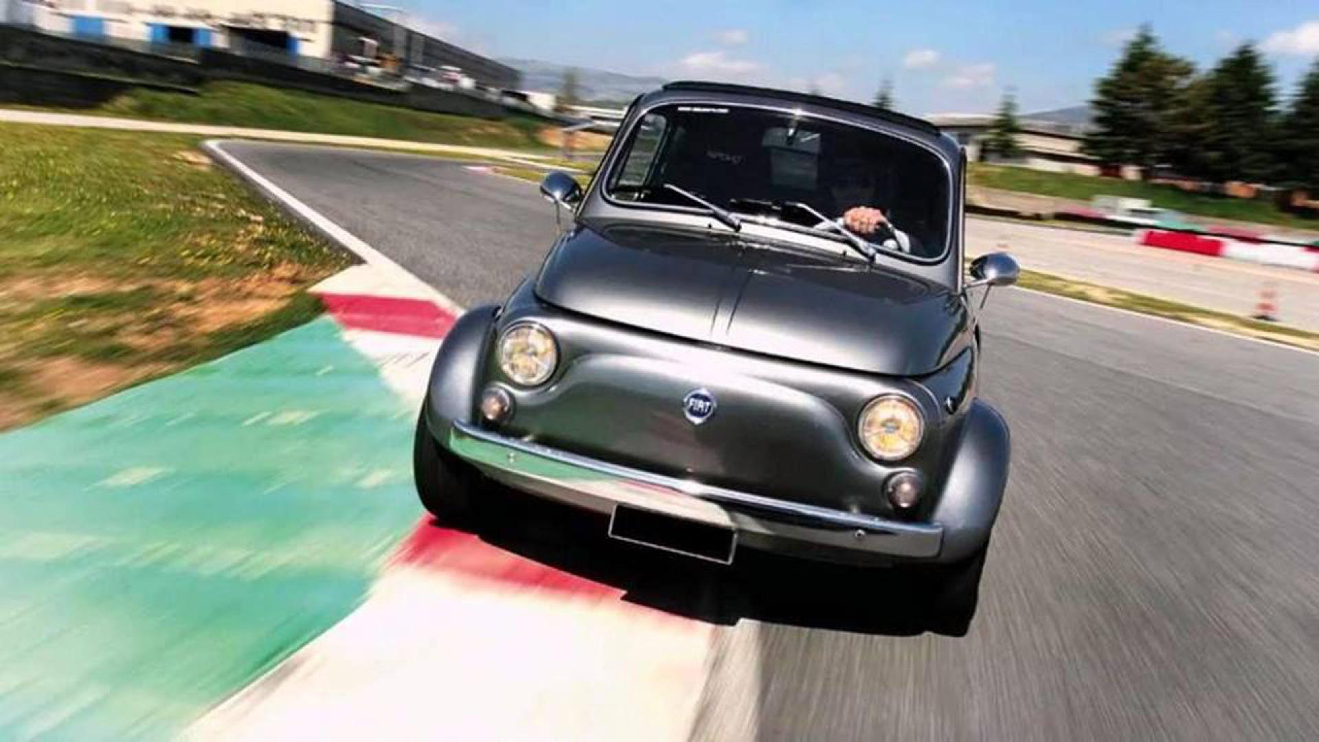 Fiat 500 Non Solo Lamborghini Anche Porsche E Ferrari